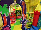 Радуга, детская игровая комната